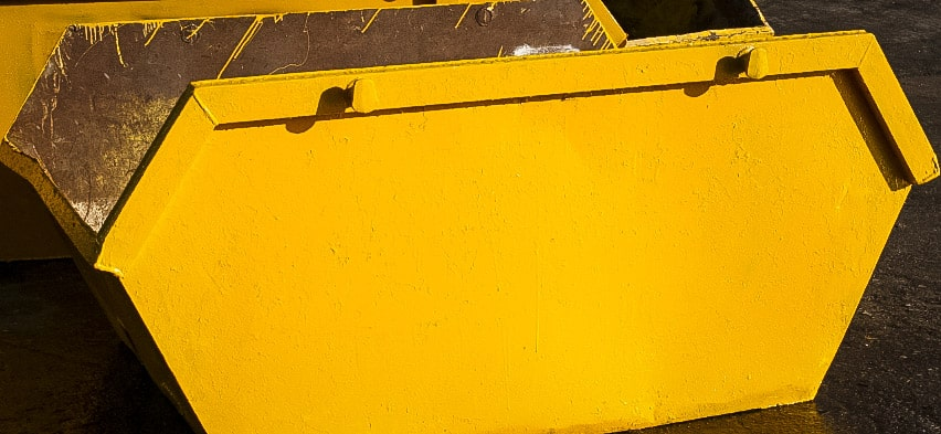 yellow skip photo